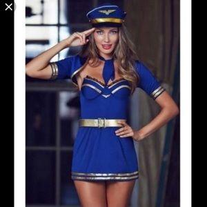 Adore Me Female Pilot costume